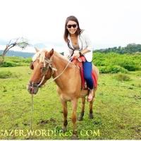 Tagaytay Picnic Grove: Horseback Riding